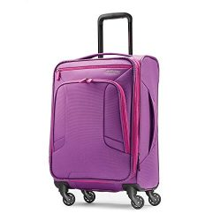 American Tourister Carry-On, Purple/Pink