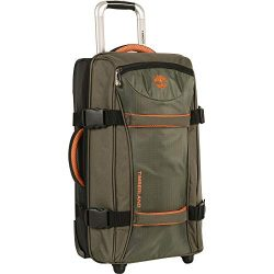 Timberland Wheeled Duffle Bag – Carry On 22 Inch Lightweight Rolling Luggage Overnight Tra ...
