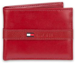 Tommy Hilfiger Men's 31TL22X062, Red, One Size