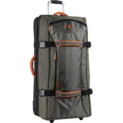 Timberland Wheeled Duffle Bag – 30 Inch Lightweight Large Rolling Luggage Travel Bag Suitc ...