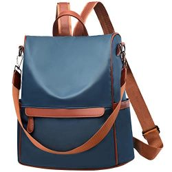 Charmore Women Travel Backpack Anti Theft Rucksack Nylon Waterproof Daypack Lightweight Shoulder ...