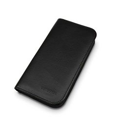 Samsonite Zip Close Travel Wallet, Black