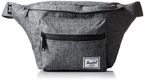 Herschel Supply Co. Seventeen Hip Pack,Raven Crosshatch,One Size
