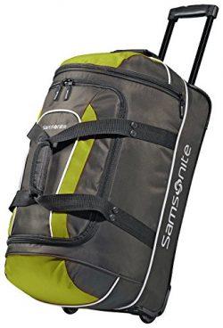 Samsonite Luggage 22 Inch Andante Wheeled Duffel (22″)