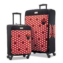 American Tourister Kids' 2 Pc (21/28), Minnie Mouse Dots