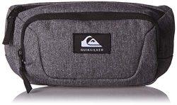 Quiksilver Men's JUNGLER II Waist Pack, light grey heather, 1SZ