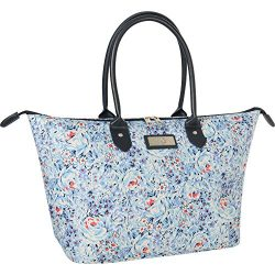 Chaps Oversized Travel Tote Bag, Russian Floral