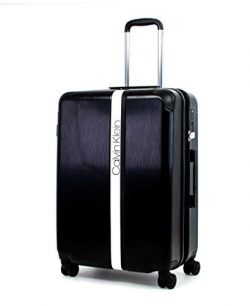 Calvin Klein Hardside Spinner Luggage with TSA Lock