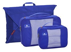 Eagle Creek Travel Gear Luggage Pack-it Starter Set, Blue Sea