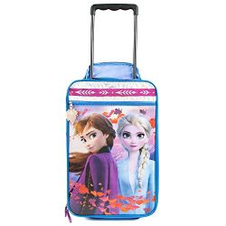 Disney Frozen Roller Travel Suitcase