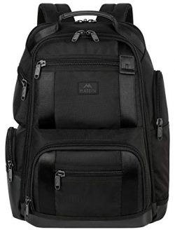 Large Travel Backpack, Professional Business Carry on Backpack for Men and Women,Large TSA Lapto ...