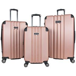 Kenneth Cole Reaction Reverb Hardside 8-Wheel 3-Piece 20″ Carry-on, 25″, 29″ L ...