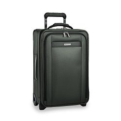 Briggs & Riley Transcend Tall Carry-on Expandable 22″ Upright, Rainforest