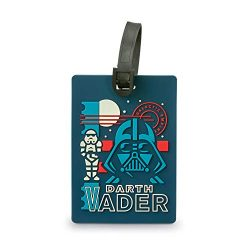 American Tourister Darth Vader Travel Accessory Luggage ID Tag