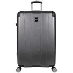 Kenneth Cole Reaction Continuum 28″ Lightweight Hardside Expandable 8-Wheel Spinner Checke ...