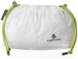 Eagle Creek Pack-It Cinch Organizer, White/Strobe