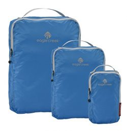 Eagle Creek Travel Gear Pack-it Specter Cube Set, Brilliant Blue