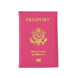 Clearance Sale!DEESEE(TM)Passport Holder Protector Wallet Business Card Soft Passport Cover (Hot ...