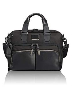 TUMI – Alpha Bravo Albany Laptop Slim Commuter Brief Briefcase – 14 Inch Computer Ba ...