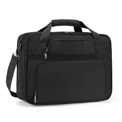Estarer 17-17.3 inch Laptop Briefcase Business Laptop Bag Large Messenger Shoulder Bag for Busin ...