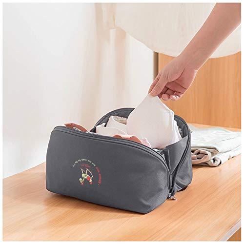 Fan-Ling 2019 New Women Waterproof Travel Storage Bag,Underwear Bra Sorting Organizer Bags,Packi ...