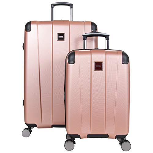Kenneth Cole Reaction Continuum 2-Piece 20″ Carry-On & 28″ Check Size Lightweigh ...
