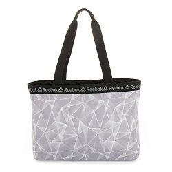Tote Bag, Reebok Studio Series Bijou Tote Bag (Grey Ice)