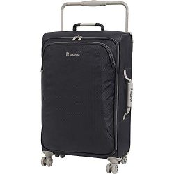 IT Luggage 27.6″ World's Lightest 8 Wheel Spinner, Magnet With Cobblestone Trim