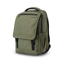 Samsonite Modern Utility Paracycle Backpack Laptop, Olive, One Size
