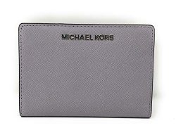 Michael Kors Carryall 2 in 1 Wallet With Card Case (Lilac)