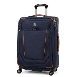 Travelpro Checked Medium, Patriot Blue