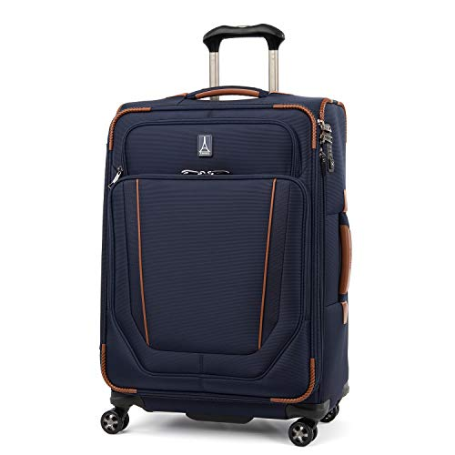 Travelpro Checked Medium, Patriot Blue