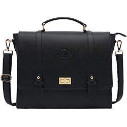 Laptop-Briefacse-for-Women-Men 15.6 Inch Business Computer-Bags Messenger-Bag Work-Tote-Bag Unis ...