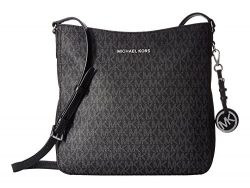 MICHAEL Michael Kors Jet Set Travel Large Messenger Black One Size