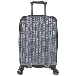 Kenneth Cole Reaction Wave Rush 20″ Lightweight Hardside 8-Wheel Spinner Expandable Carry- ...