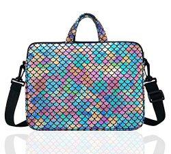 15.6-Inch Laptop Shoulder Carrying Bag Case Sleeve For 14″ 15″ 15.6 inch Macbook/Not ...