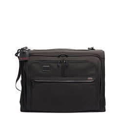 TUMI – Alpha 3 Classic Garment Bag – Dress or Suit Bag for Men and Women – Black