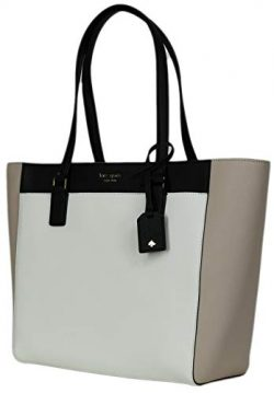 Kate Spade New York Cameron Womens Laptop Tote (BW/WMBG/BK)