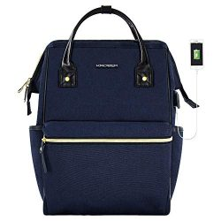 KROSER Laptop Backpack 15.6 Inch Stylish College Computer Backpack Casual Daypack Water Repellen ...