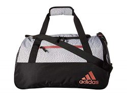 adidas Squad IV Duffel White Grip/Black/Trace Maroon/Rose Gold One Size