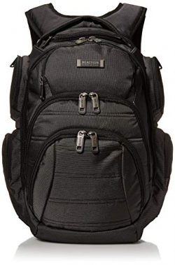 Kenneth Cole Reaction Pack-of-All-Trades' Multi-Pocket 17.0″ Laptop & Tablet Bus ...