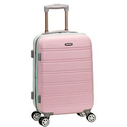 Rockland hardside abs Carry-on Luggage, Mint
