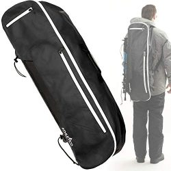 Athletico Snow Shoe Bag – Snowshoe Backpack for Carrying, Packing, and Storing Snowshoes ( ...