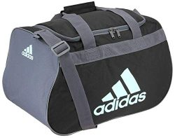 adidas Diablo Small Duffel BagBlack/Onix/Clear MintSmall