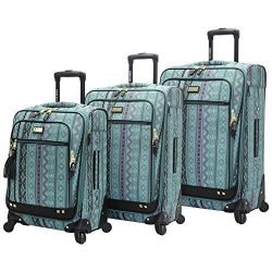 """Steve Madden""""Legends"""" 3-Piece Set of Expandable Spinners: 28″ 24″ and 20 ..."""