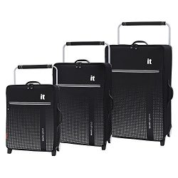 it luggage World's Lightest Vitalize 2-Wheel, Black