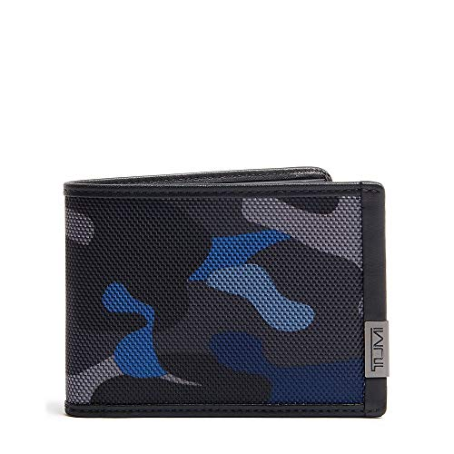 TUMI – Alpha Double Billfold Wallet with RFID ID Lock for Men – Camo