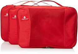 Eagle Creek Pack-It Full Cube Packing Set, Red Fire, Set of 3