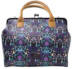 Bioworld Disney Mary Poppins All-Over Print Shopper Bag Hand Luggage , 34 cm, 25 L, Multicolour