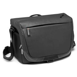 Manfrotto Advanced II Messenger Shoulder Bag for DSLR/CSC Camera, 14″ Laptop Compartment,  ...